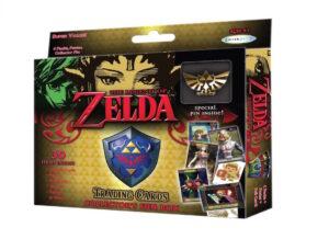 trading card game Zelda