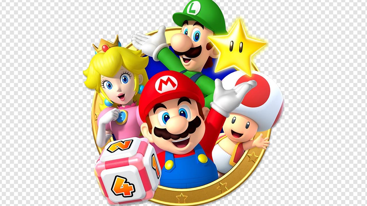 nuovo trailer di lancio mario party: star rush video di gameplay monetathlon avanti e indietro modalità Coinathlon Mario Party: Star Rush 3DS boxart