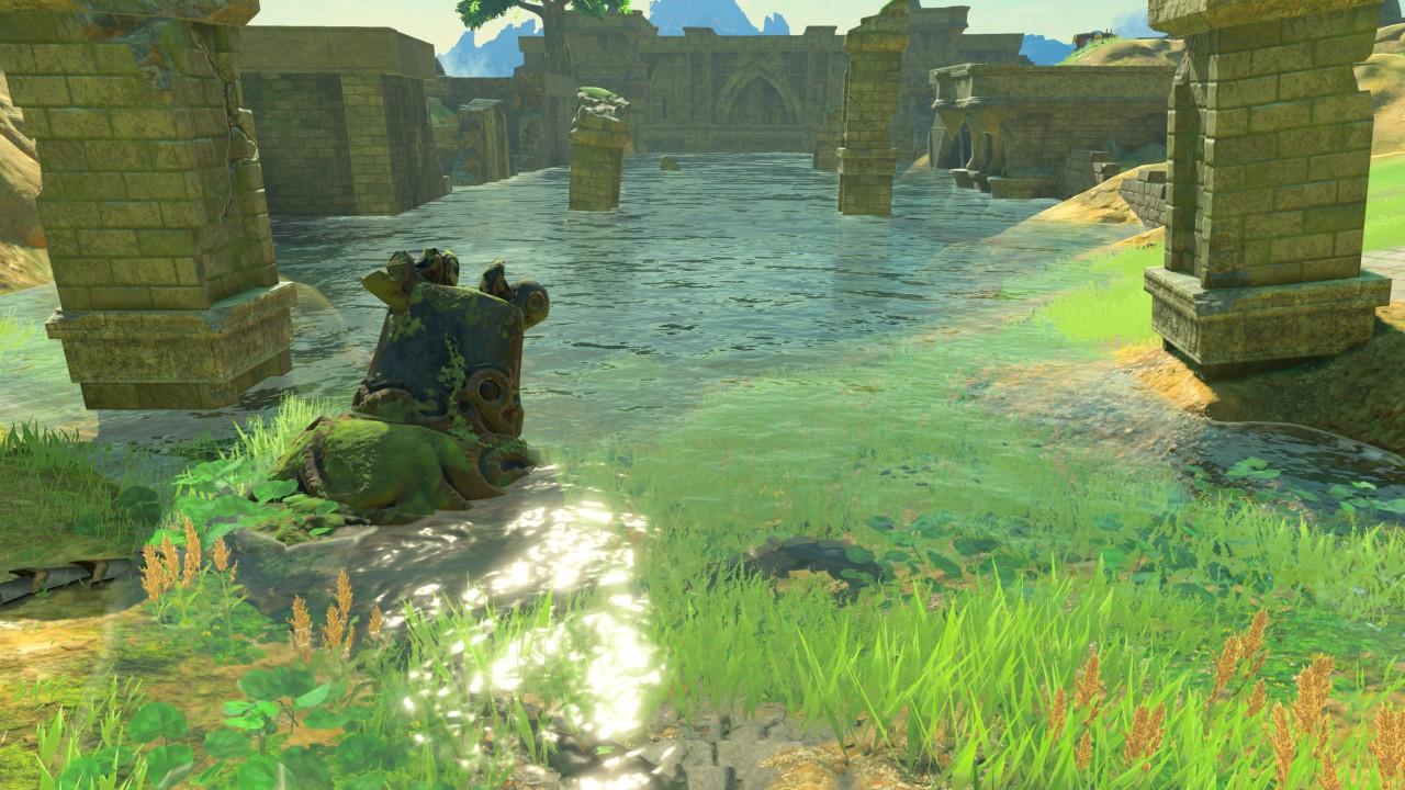 analisi estesa breve messaggio diverse esperienze Zelda the legend of zelda breath of the wild song of time
