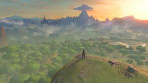 misteriosa creatura gioco più popolare Zelda Breath of the Wild E3 Reggie formula di Zelda musiche