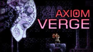 cameo dedicato a Metroid Axiom Verge Nintendo 3DS porting su NX dan adelman