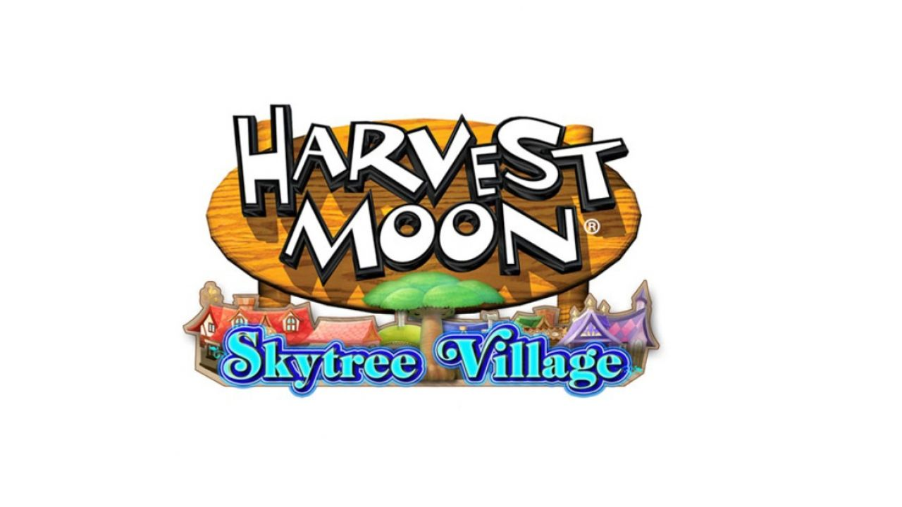 Harvest Moon Skytree Village video gameplay