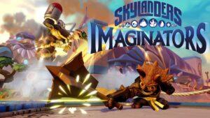 Skylanders Imaginators creazione Skylander 37 minuti di gameplay