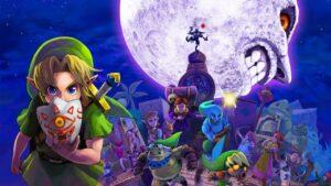 The Legend of Zelda: Majora's Mask trailer di lancio Wii U Virtual Console Wii U