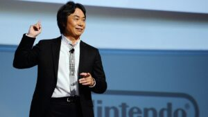 Universal Studios Super Mario 64 Super Mario Run collaborazione con Apple accessibile Shigeru Miyamoto film Nintendo Miitomo Super Mario Run realtà virtuale