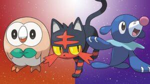 Battle Royal gamescom 2016 Pokémon Sole e Luna evoluzioni starter