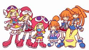 figure Puyo Puyo Chronicle gameplay