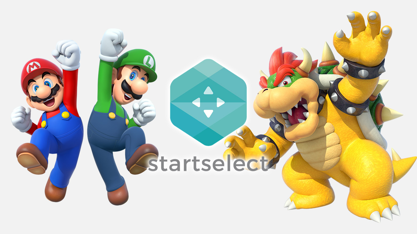 Startselect Fondi Nintendo eShop
