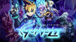 Azure Striker Gunvolt trailer anime
