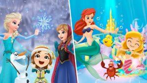 Trailer ufficiale Nord Americano trailer di presentazione Disney Magical World 2 mondo tutto nuovo