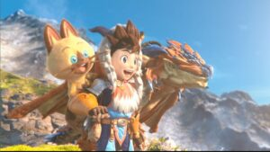 Monster Hunter Stories: Ride On episodio 4