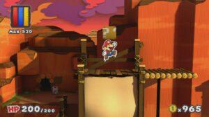 Paper Mario: Color Splash Nintendo disponibile