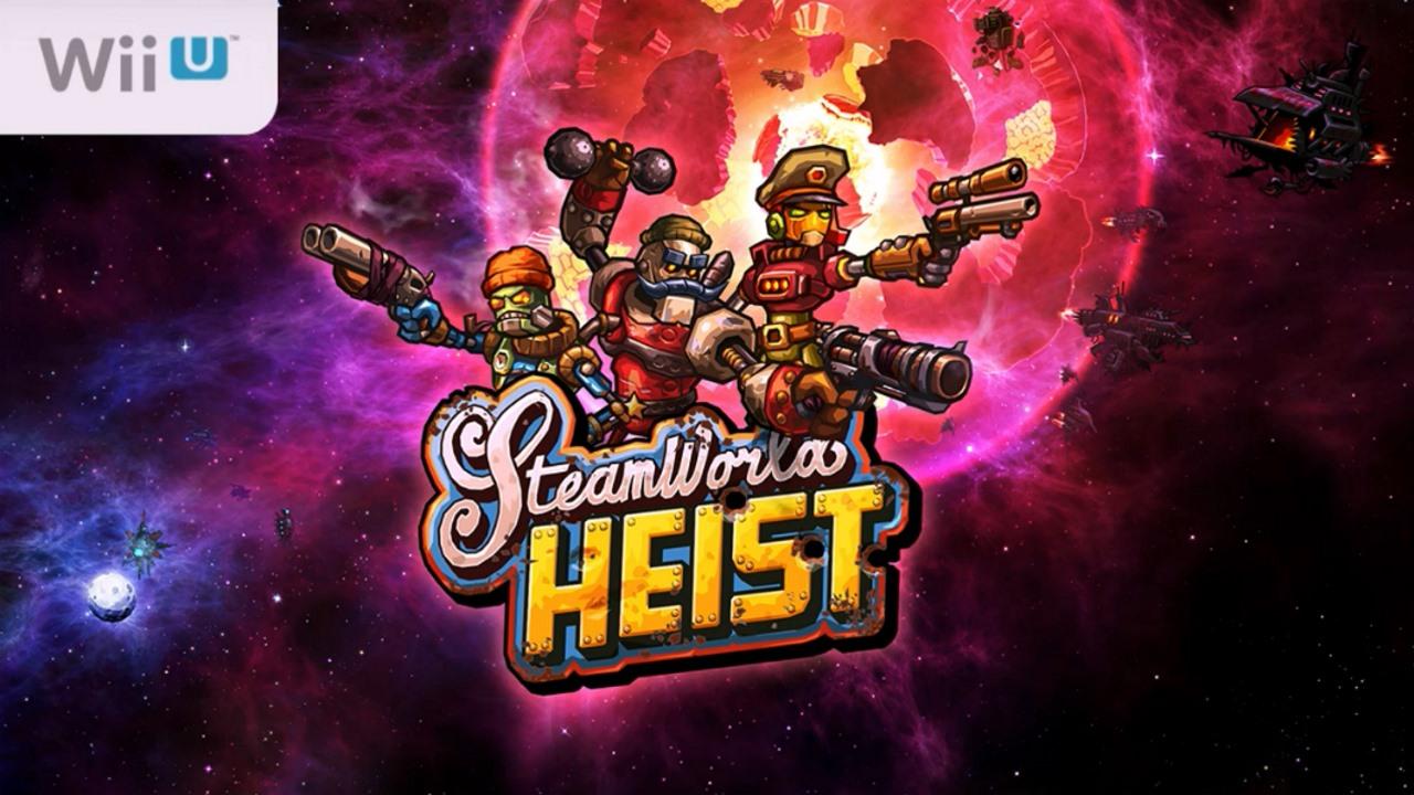 Steamworld Heist Wii U eShop Image & Form