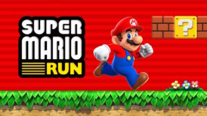 iMessage Super Mario Run free-to-play Apple Store Italia