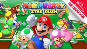 Mario Party Star Rush Recensione