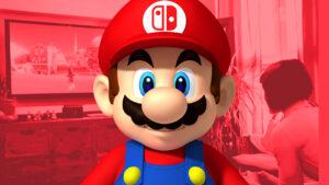 Mario Switch giochi iniziali