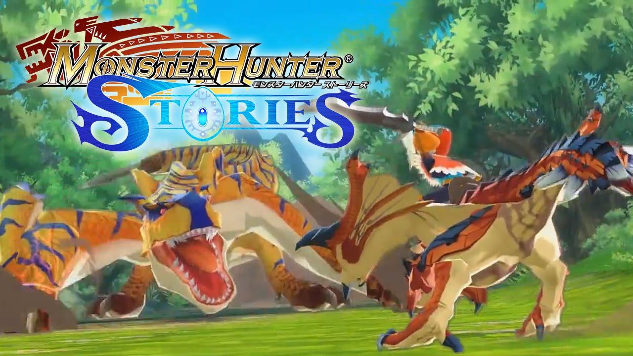 Monster Hunter Stories colonna sonora ufficiale vendite software giappone dal 3 al 9 ottobre