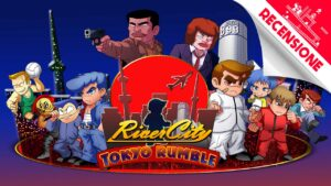 River City Tokyo Rumble Recensione
