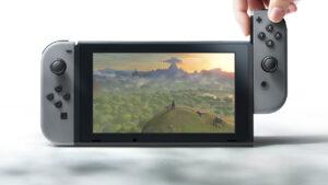 avvio sviluppo di Nintendo Switch Nintendo Switch retrocompatibilità Wii U 3DS porting secondo schermo Emily Rogers puntatore IR touchscreen add-on accessori