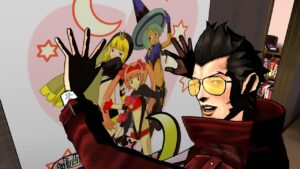 No More Heroes 3 Goichi Suda 10 anni Nintendo Switch Suda51