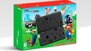 New Nintendo 3DS ispirata a Super Mario