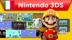 Super Mario Maker for Nintendo 3DS Nintendo Italia