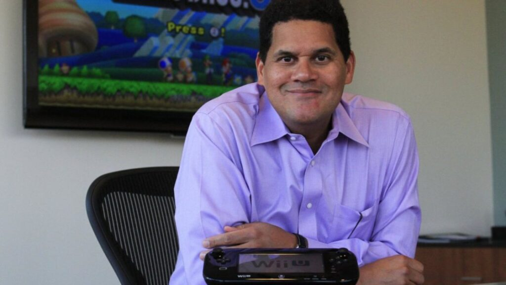 Reggie Fils-Aime The Game Awards 2016 Nintendo Switch Wii U errori