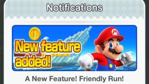 Super Mario Run Friendly add
