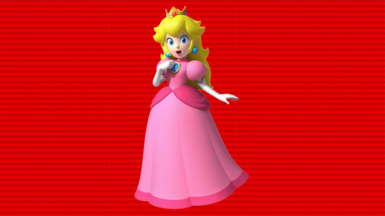 Super Mario Run Peach