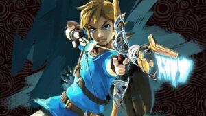 The Legend of Zelda: Breath of the Wild Nintendo Switch Aonuma Miyamoto Amazon Breath of the Wild VR gadget pre-order nendoroid
