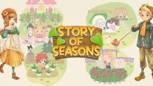 Story of Season Switch