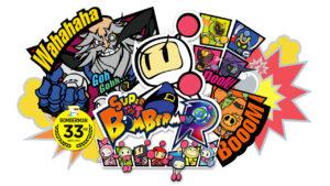 Super Bomberman R patch Giappone informazioni online video introduttivo Super Bomberman R Nintendo Switch più venduto
