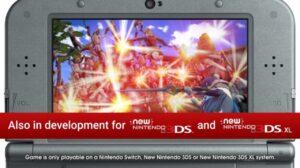 Fire Emblem Warriors New Nintendo 3DS