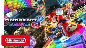 modalità battaglia Mario Kart 8 Deluxe Nintendo Switch nuove piste