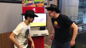 Hideo Kojima 1-2 Switch