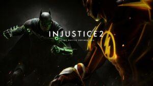 Injustice 2 Nintendo Switch