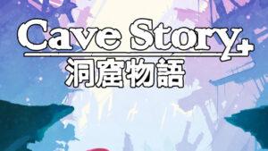 Cave Story + libretto d'istruzioni grafica classica aggiornamento