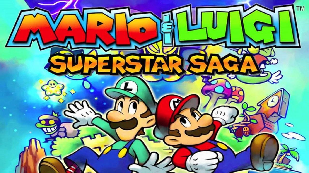 Mario & Luigi: Superstar Saga DX