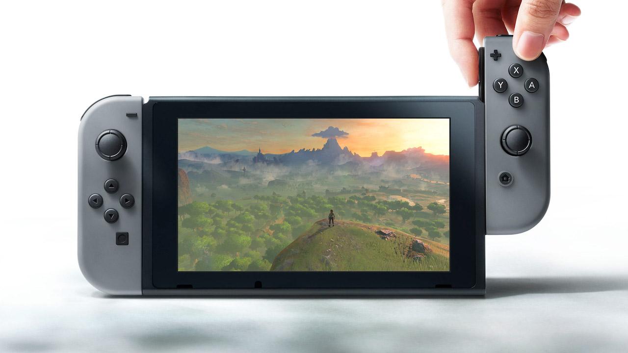 Nintendo Switch Tour