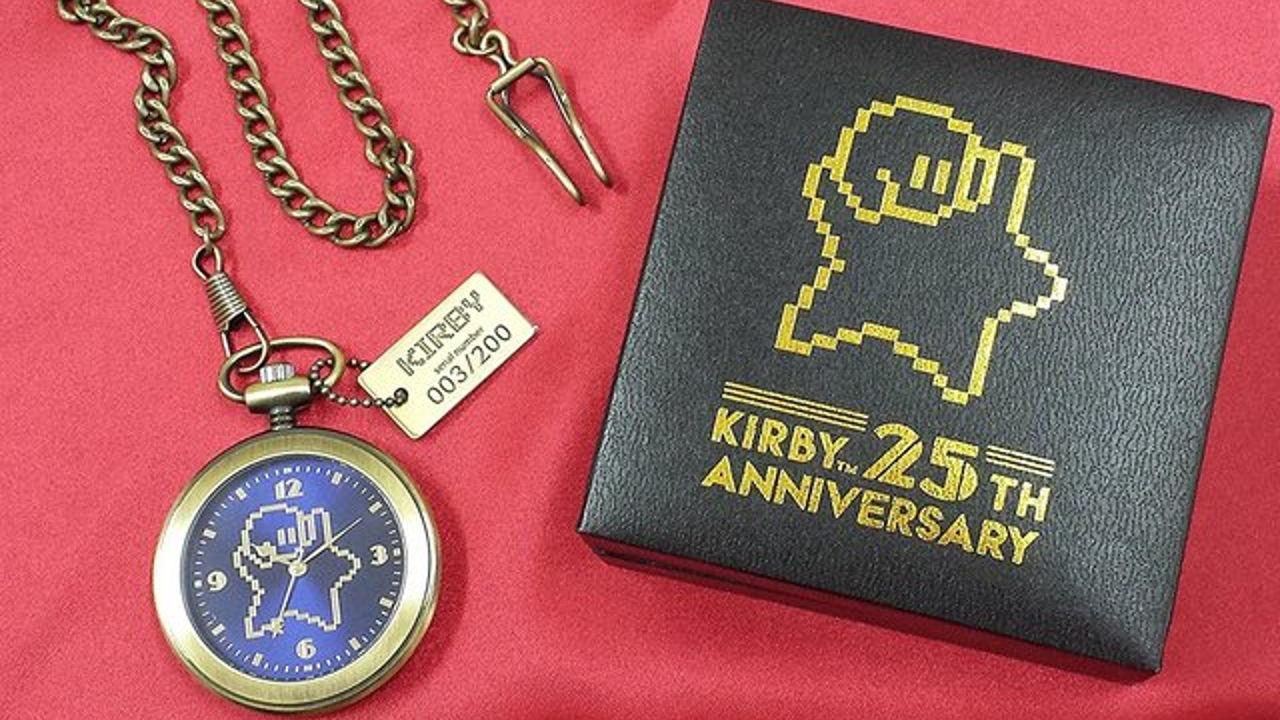 Kirby Orologio da Taschino