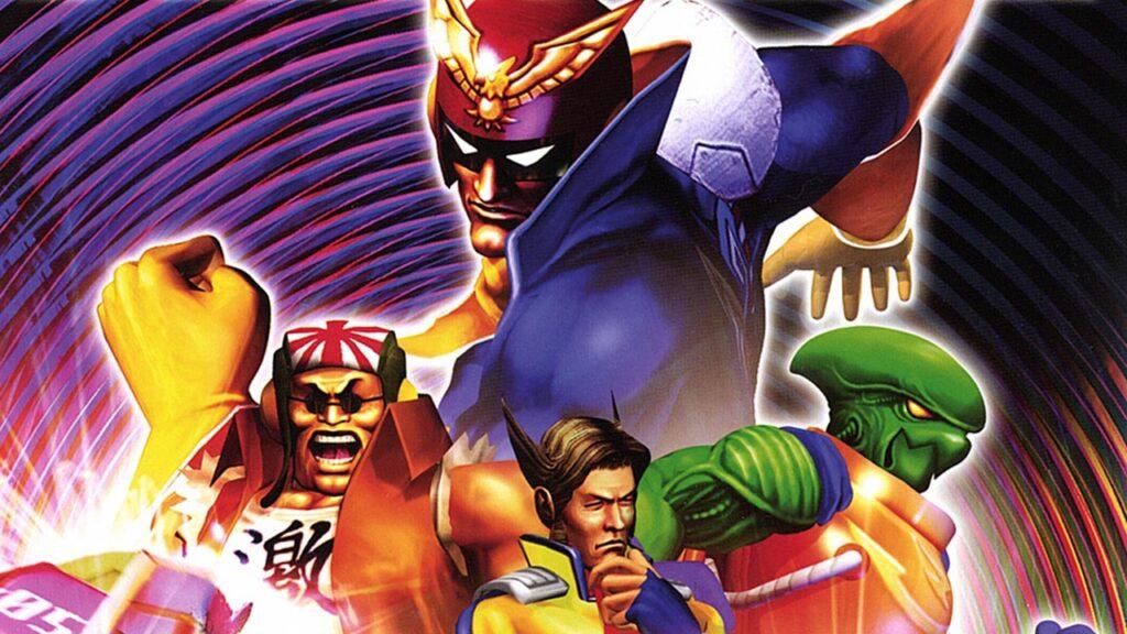 f-zero gx GameCube Nintendon