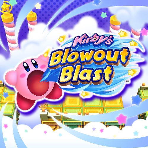kirby's blowout blast nintendo 3ds recensione review cover