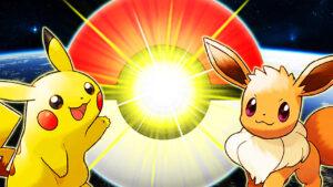 Pokémon let's go pikachu let's go eevee online a pagamento