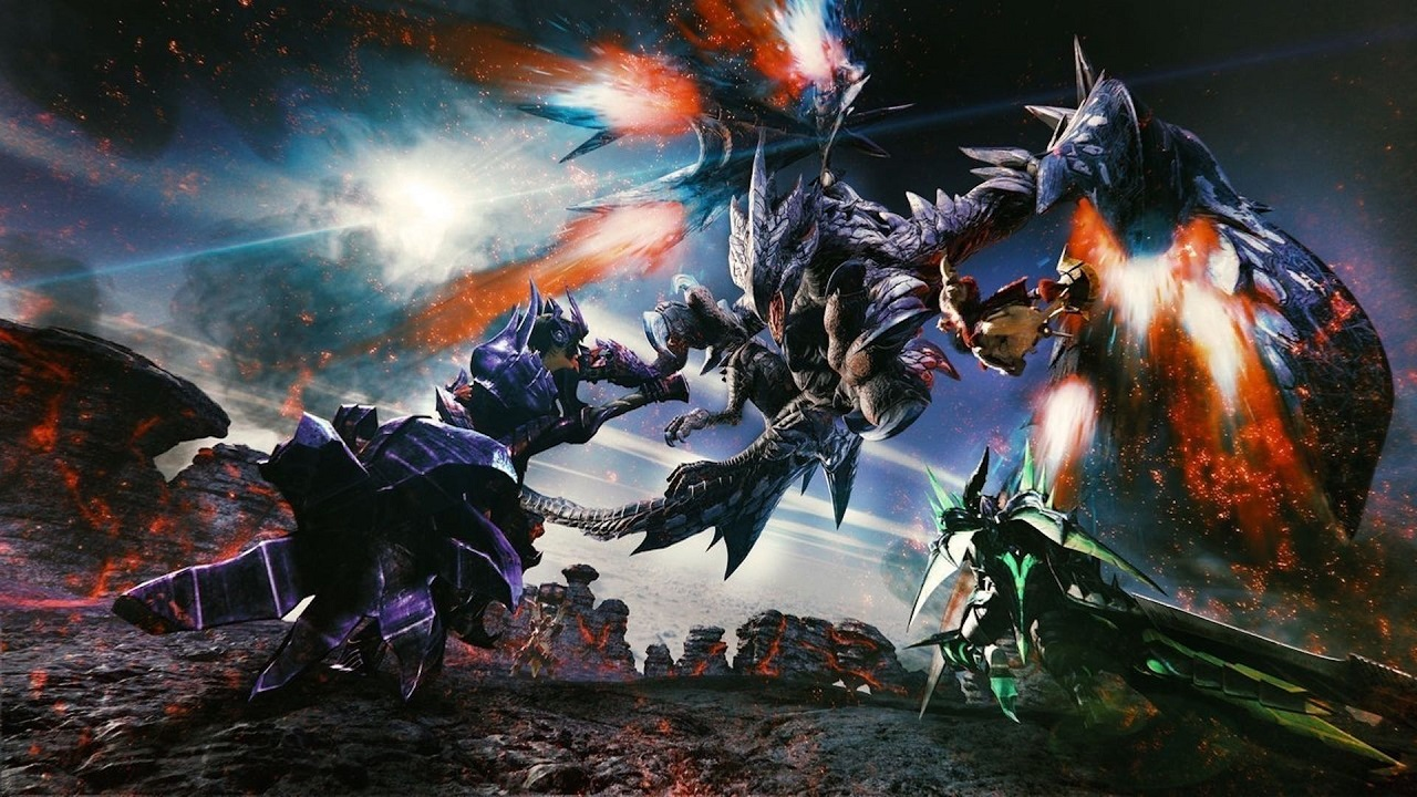 Monster Hunter nuovo titolo per Switch