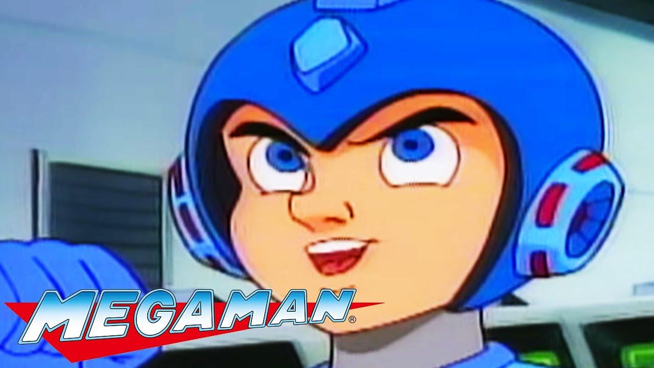 Mega Man la serie animata originale