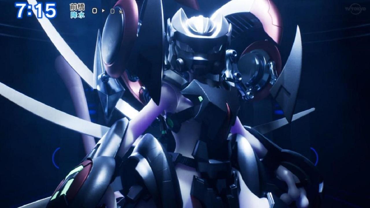 Armored Mewtwo film pokémon