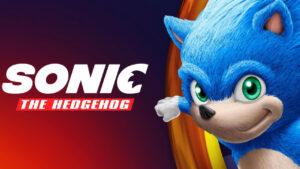Sonic The Hedgehog movie film