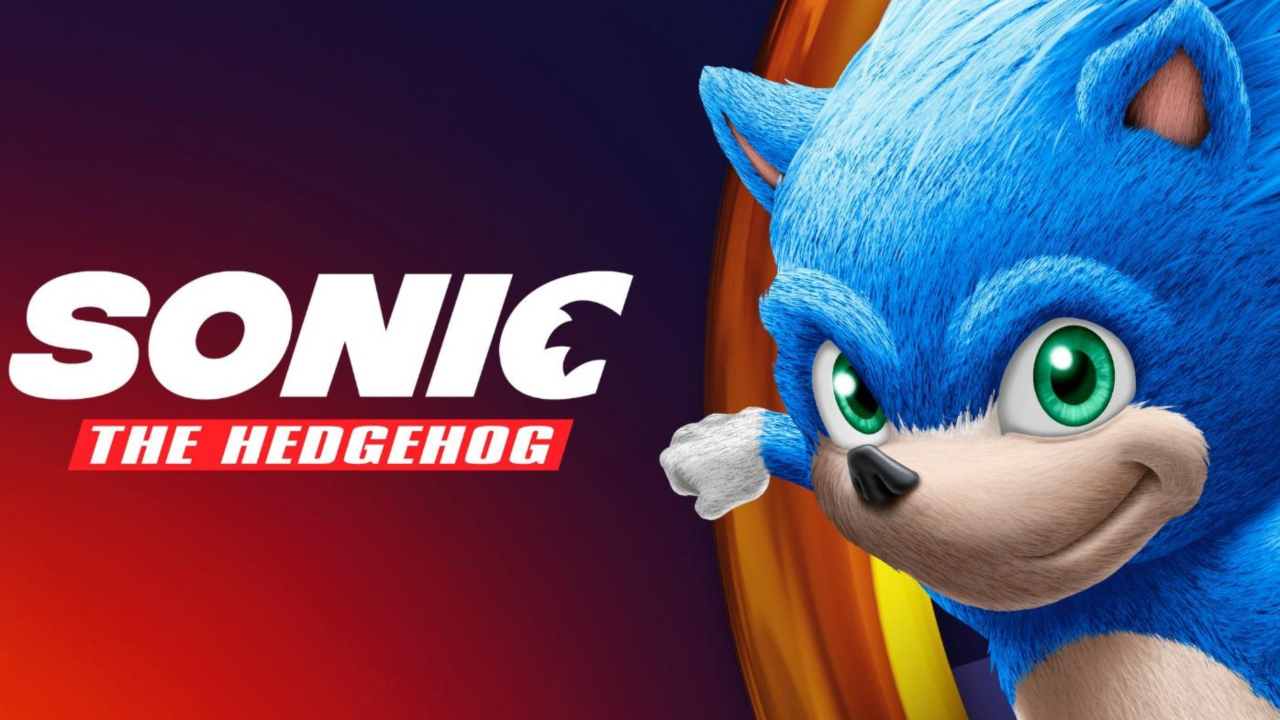 Sonic The Hedgehog movie film