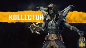 kollector roster mortal kombat 11