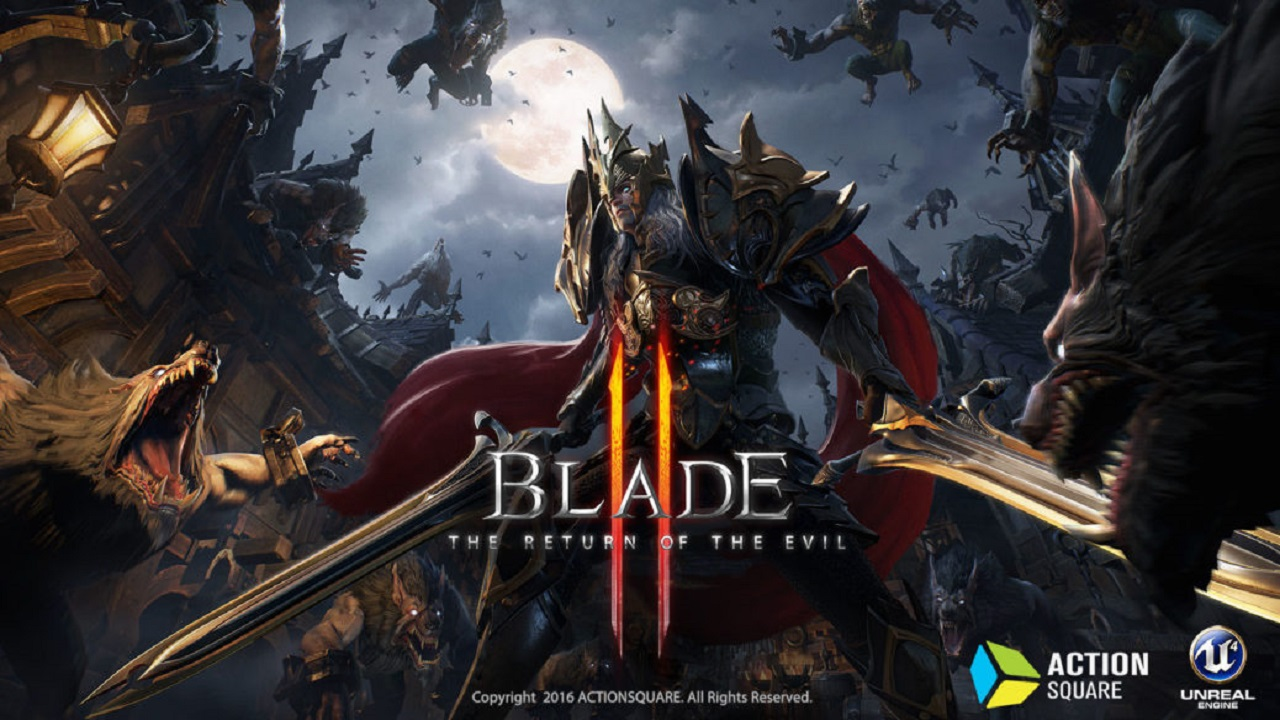 Blade II The return of evil nintendo switch